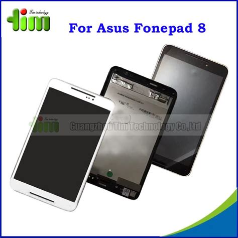 Lcd Fonepad 8 original 8 0 tablet pc lcd with logo for asus fonepad 8 fe380 fe380cxg k016 lcd display touch
