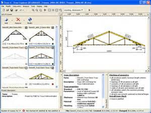 roof design software roof truss design images
