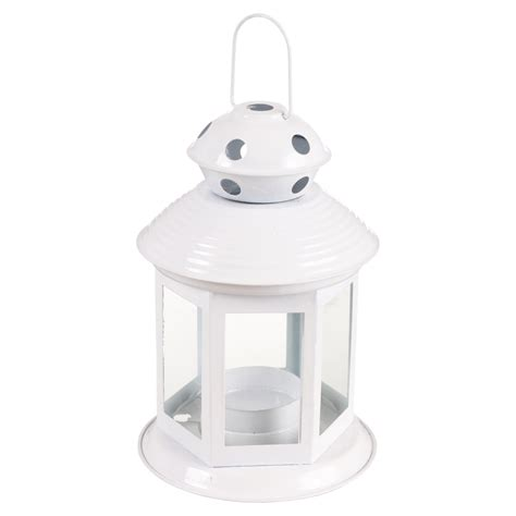 5 Home Garden Portable Lantern Tealight Candle L Holder Outdoor Light Holders