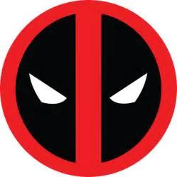deadpool logo 1 fill droy deviantart