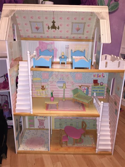 large barbie doll house letgo large barbie doll house in clinton township mi
