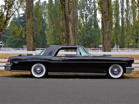 Motorradversicherung Continentale by 1956 Lincoln Continental Mark Ii Lot 509 Barrett Jackson