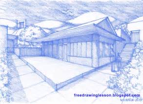 how to draw house how to draw a house learn to draw