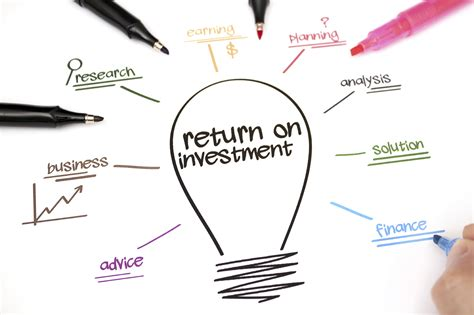 best financial investments getting the best return on your presentation investment