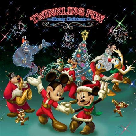 twinkling fun disney christmas