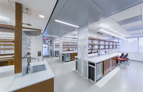 Arch Lab Architects gallery of weill cornell medical college belfer research