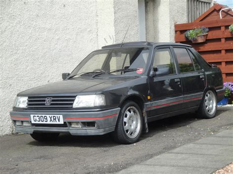 peugeot gti 1980 the s best photos of 1980s and 309 flickr hive mind