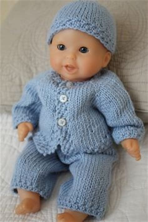 free baby dolls clothes knitting patterns 1000 images about knitted dolls doll clothes on