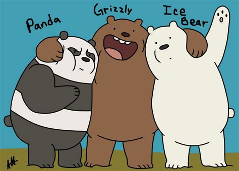We Are The Bears Iphone All Hp 1 we bare bears by littleali078 on deviantart