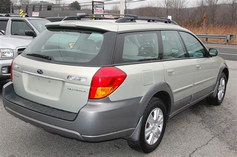 subaru outback 2005 2005 subaru outback information and photos zombiedrive