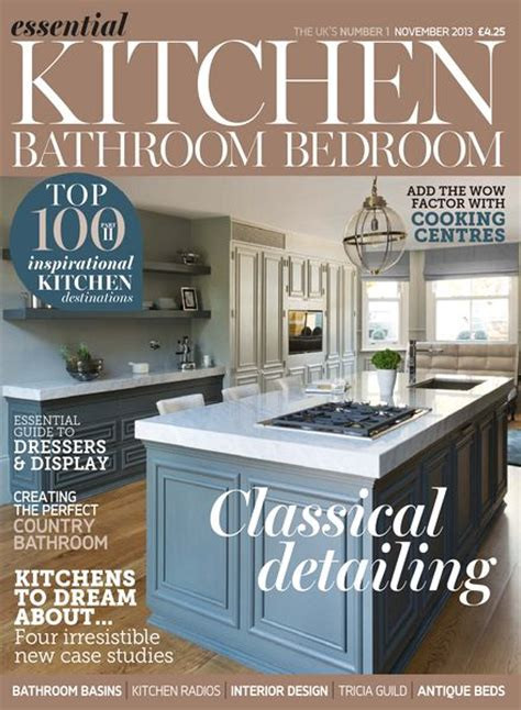country homes interiors magazine november 2013 187 download pdf magazines magazines commumity download essential kitchen bathroom bedroom magazine