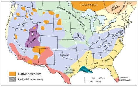 american culture map geography craigsite
