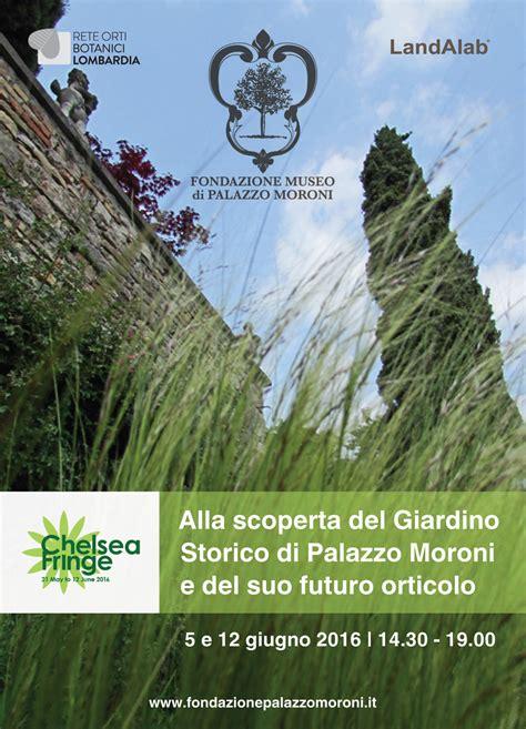 giardini botanici lombardia chelsea fringe 2016 rete orti botanici della lombardia