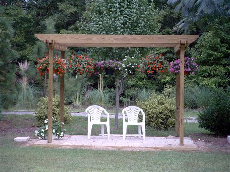 what is a pergola the pergola