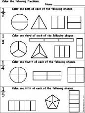 fraction coloring sheets equivalent fraction coloring worksheets new calendar