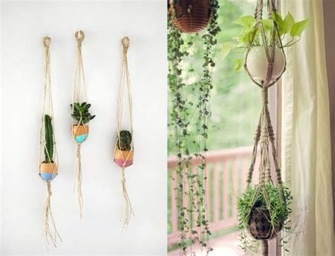 Learning Macrame - bloesem class alert knots and rope learn how to make