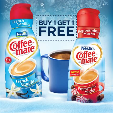 Buy 1 Get 1 Promo 6 In 1 Tempat Bumbu Dapur Berkualitas coffee mate creamer coupon buy one get one free my frugal adventures