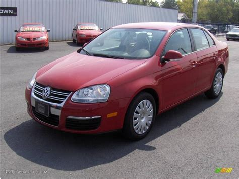 red volkswagen jetta 2008 2008 salsa red volkswagen jetta s sedan 16896781