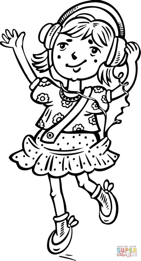 coloring book listen free listening on headphones coloring page free