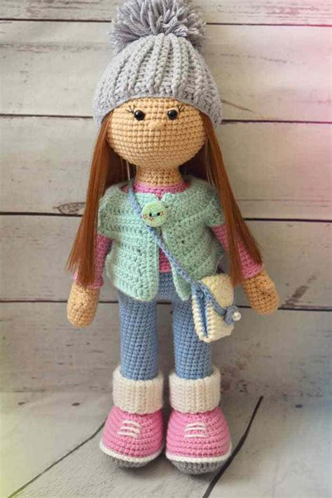doll patterns free molly doll crochet pattern amigurumi today