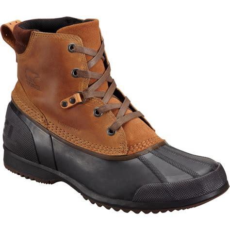 mens sorrel boots sorel ankeny boot s snow boots backcountry