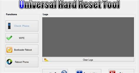 android reset tool mac hard reset all android mobiles m0bilesnep l