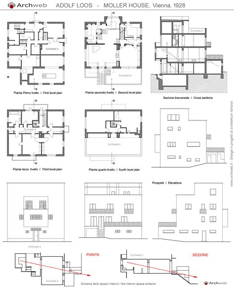 pianta appartamento dwg casa moller dwg drawings