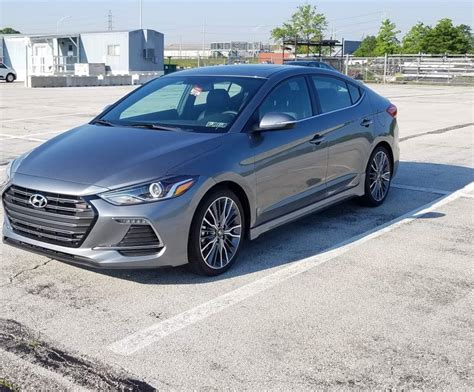 Lease A Hyundai by How To Lease A Hyundai Elantra Sport For 175 56 Monthly