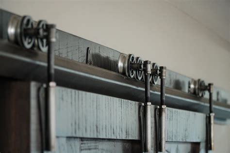 sliding barn door tracks sliding barn door tracks from dutchcrafters amish furniture