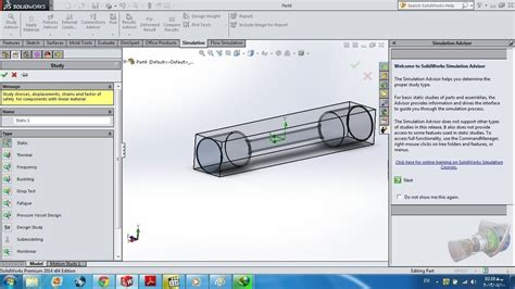 tutorial solidworks simulation tutorial 19 solidworks flow simulation free 3d model