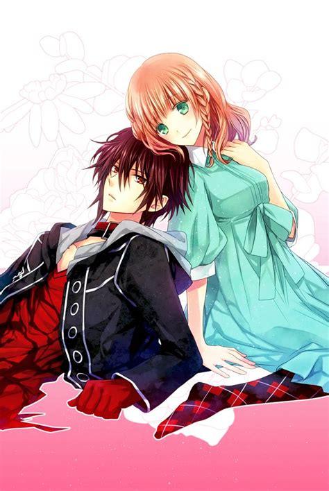anime amnesia amnesia shin and heroine anime manga otaku
