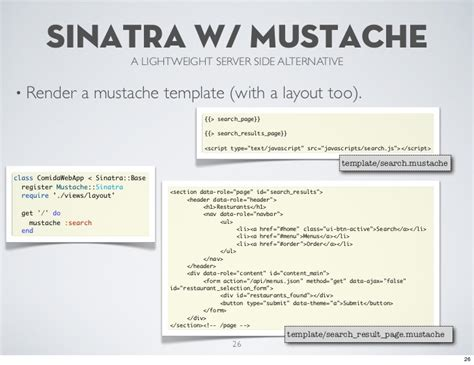 sinatra layout multiple yield road to mobile w sinatra jquery mobile spine js and