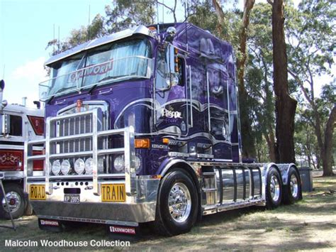Malcolm Woodhouse Truck Pictures Page 2