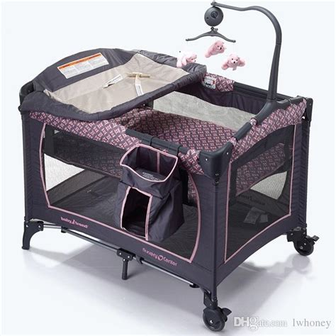 Toddler Portable Crib by Portable Cribs Multi Function Cribs Beds For Baby Infant