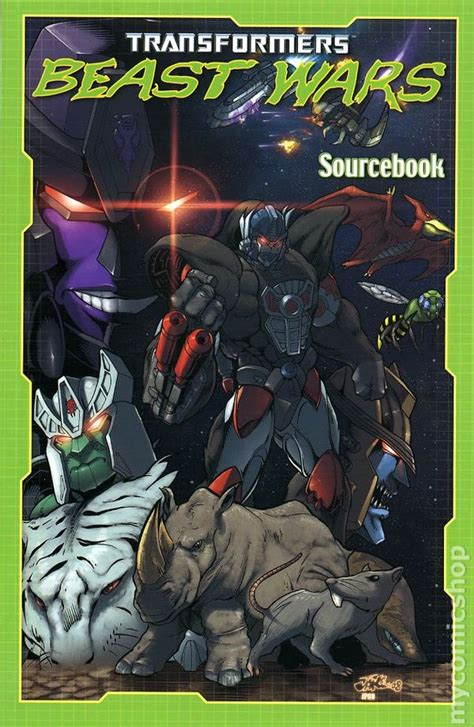best wars comics comic books in transformers beast wars tpb