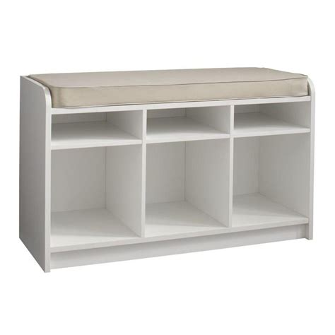 martha stewart storage bench martha stewart living 35 in x 21 in white storage bench