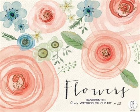 watercolor ranunculus tutorial pin diy watercolor party streamers cake on pinterest