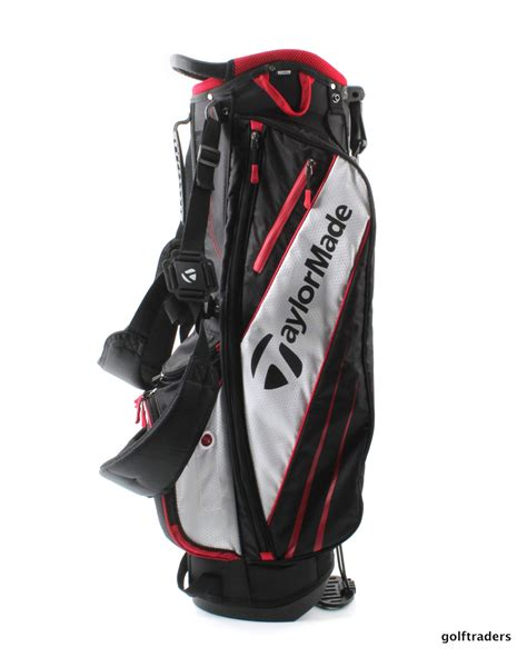 Golf Taylomade Shoe Bag Tas Sepatu Golf taylormade golf stand bag 6 way top divider black white used e4204 just 130 00