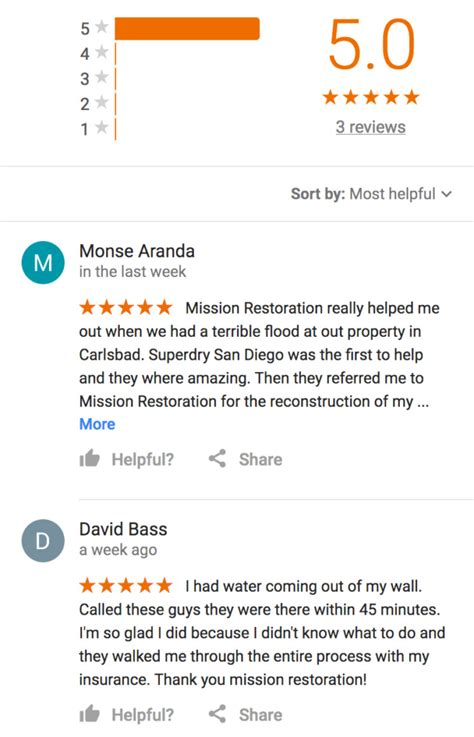 San Diego Water Damage Services   Mission Water Damage