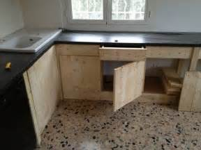 Kitchen Wood Furniture How To Make Clean And Safe Pallet Kitchen Wooden Pallet