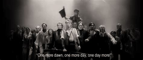 les mis film one day more one day more tumblr