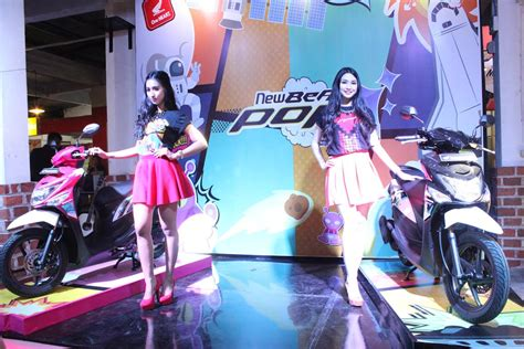 Honda Beat Pop Putih 2015 2016 honda beat pop warna ungu fiat world test drive