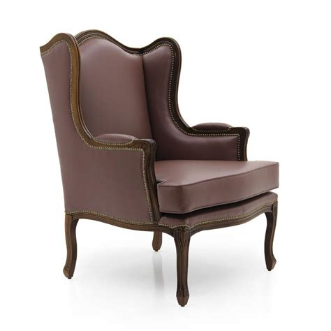 classic armchair styles classic style armchair made of wood elena 264 sevensedie