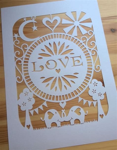 paper cut templates 2388 best papercute images on crafts