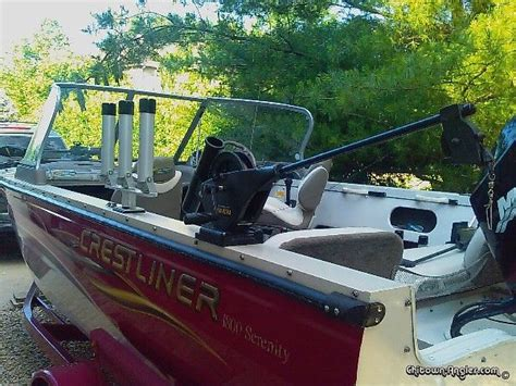 crestliner boats track system chicago fishing reports chicago fishing forums view