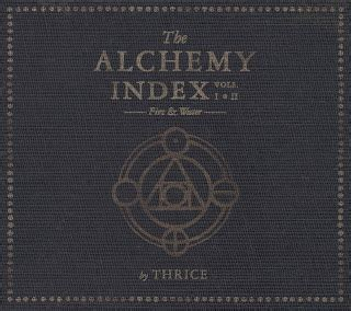 thrice water timxcore thrice the alchemy index vols i ii fire