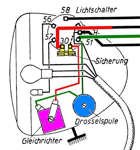 Motorrad Blinker Nur Ein Kabel by Powerdynamo Ingeration Originalen Mischsystemen Dc