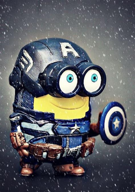 superhero minion   gadget