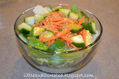 Detox Salad Dressing Recipe by Quail Detox Garlic Salad Dressing Recipe