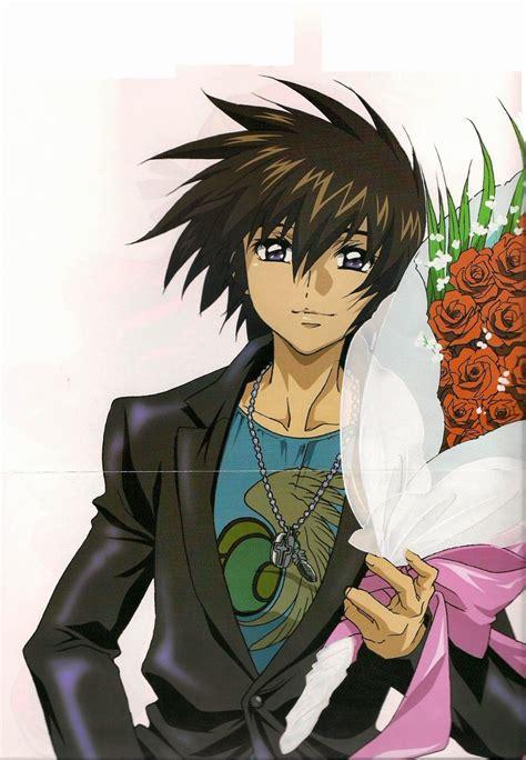 gambar tokoh anime terganteng ganteng gak bisa